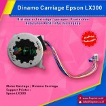 Dinamo Carriage Epson LX-300 Original Cabutan, Carriage Motor CR LX300