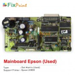 Board Printer Epson LX800, Mainboard LX-800, Motherboard Lx800 Used