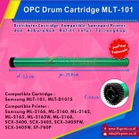 OPC Drum Toner Cartridge Samsung MLT-101 MLT-D101S, Drum Unit Cartridge MLT-101 Printer ML-2166 ML-2160 ML-2162 ML-2165 ML-2165W ML-2168 SCX-3400 SCX-3405 SCX-3405FW SCX-3405W SF-760P